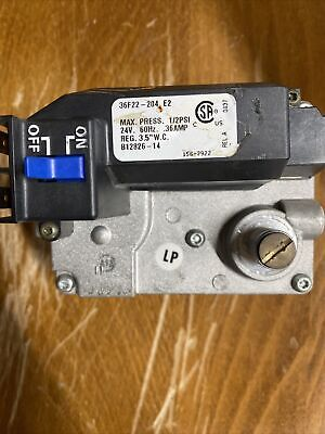 White Rodgers 36f22-204 E2 Hvac Furnace Gas Propane B12826-14
