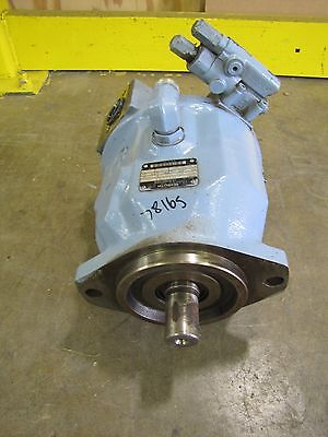 Rexroth Aa10vs071dr31r-pkc62n00 Hydraulic Pump 2 Inlet 1 Outlet 1-14 Shaft