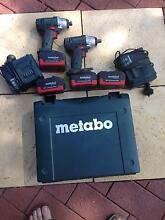 Metabo cordless package Impact screw driver+ HiTorque nut driver Maylands Bayswater Area Preview