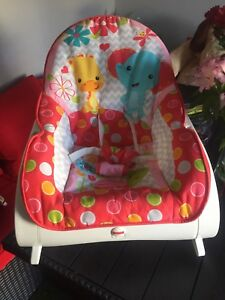 Fisher price vibrating  chair /$20