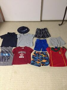 ****3 PICTURES BOYS SIZE 2