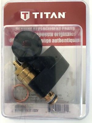 Titan 0507690 Spraytech Drain Valve Repair Kit