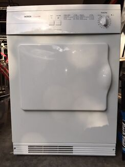 Bosch Maxx Dryer 6kg; vented Northbridge Willoughby Area Preview
