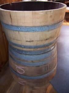 Half wine barrels Mount Gambier Grant Area Preview