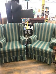 Gorgeous Wingback chairs