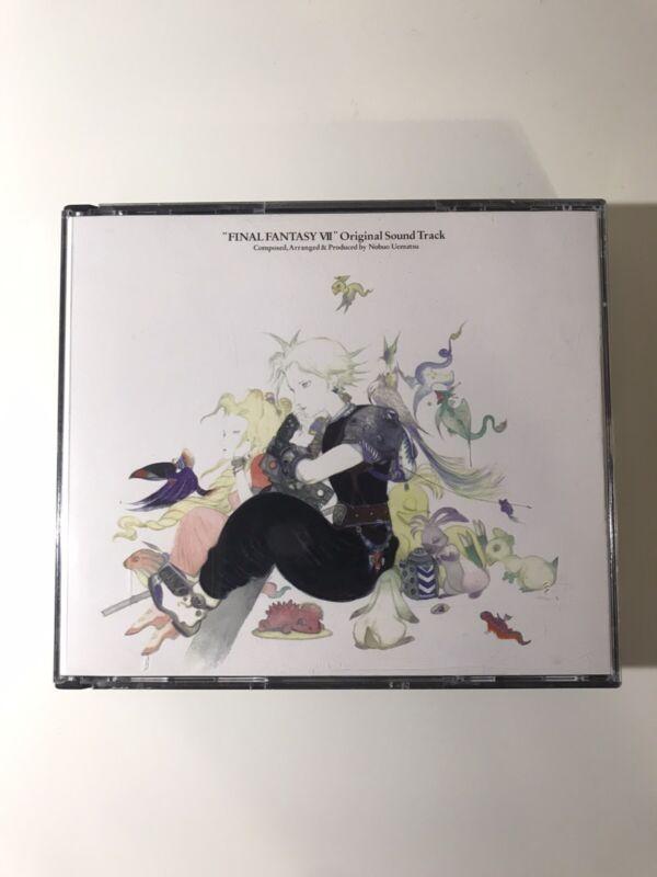 Final Fantasy VII Original Soundtrack - Japanese Edition (FFVII) OST
