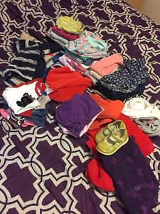 Girl lot 18-24 months (50 pieces)