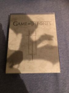 Game of Thrones Season 3 on Blu Ray