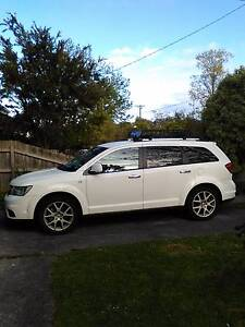 2013 Dodge Journey Wagon - RT TOP OF THE LINE Blackburn Whitehorse Area Preview