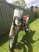 2010 crf 450 bike and trailer pckage Dondingalong Kempsey Area Preview