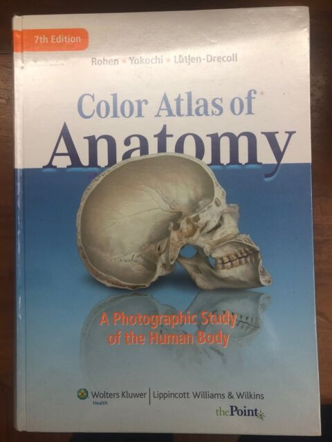 Colour Atlas Of Anatomy Textbooks Gumtree Australia Brisbane