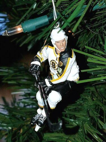 joe THORNTON boston BRUINS hockey NHL xmas TREE ornament HOLIDAY vtg JERSEY 19