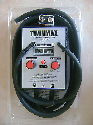 TWINMAX fuel injection Synchronizer