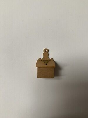 Minature Dolls House wall box -dolls house minatures