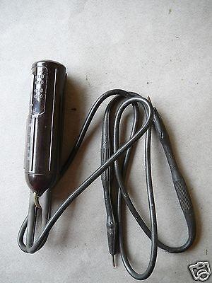 1925s Antique German Bakelite Voltmeter Siemens Zn500