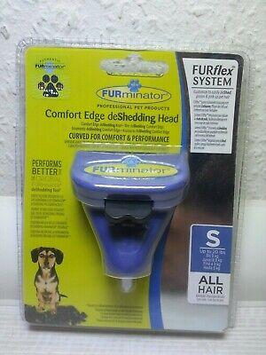 FURminaor FURflex Fellpflegebürsten DeShedding Tool für kl. Hunde S All-Hair