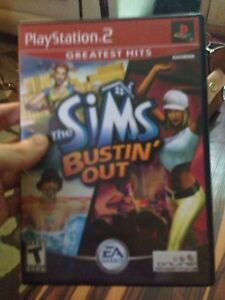 Sims: Bustin out! Ps2