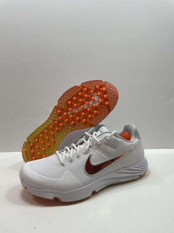 Nike Alpha Huarache Elite 2 Women size 9 Turf Trainer Softball Shoes CJ9988-102