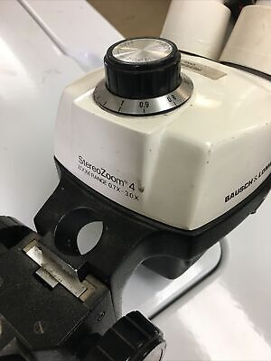 Bausch Lomb - Stereozoom 4 Microscope - Zoom Range 0.7x - 3.0x