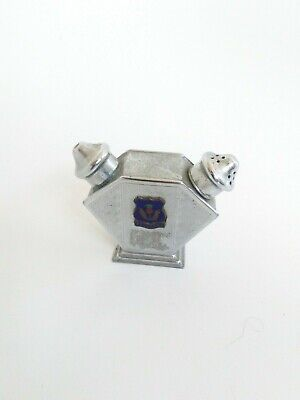 Art deco early 1920s condiment shaker