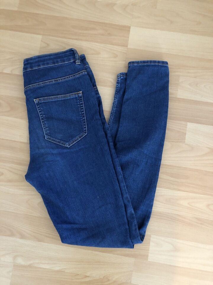 Skinny Ankle, High Waist Jeans von H&M, Größe 38 in Berlin - Mitte