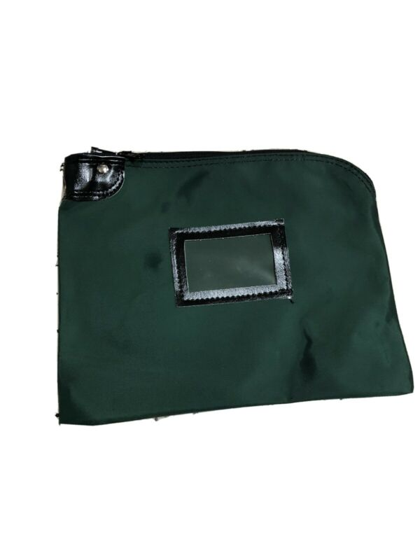 high security locking bank money bag with keys- SAVE BIG For Multiple Purchases!