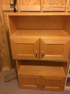 Solid Wood cabinet/drawers