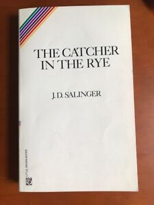 THE CATCHER IN RYE - J.D. SALINGER