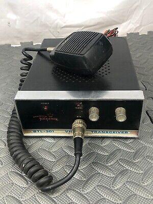 Regency Btl-301 Vhf-lo Band Mobile 1 Channel 30 Watts