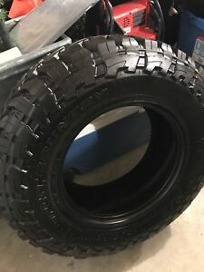 Open country MT  Never used tire