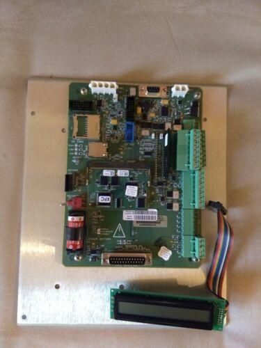 ABB Totalflow X-Series P/N 2103733-511, XFC G4 Board, w/ display & adapter plate