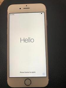 iPhone 6s rose gold 64g Cranbourne East Casey Area Preview