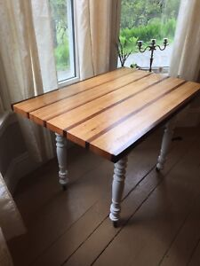 Kitchen Table/Butcher Block
