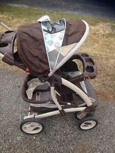 Stroller safety first no pet smokevery clean $30 oshawa