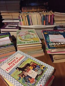 Childrens and young reader books