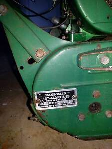 Ransomes Marquis Reel Mower Adelaide CBD Adelaide City Preview