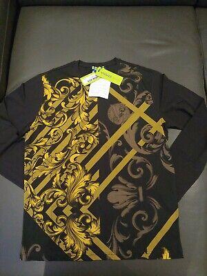 Versace jeans Baroque  swetshirt size L