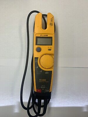 Fluke T5-600 Electrical Tester Cat Iii 600v