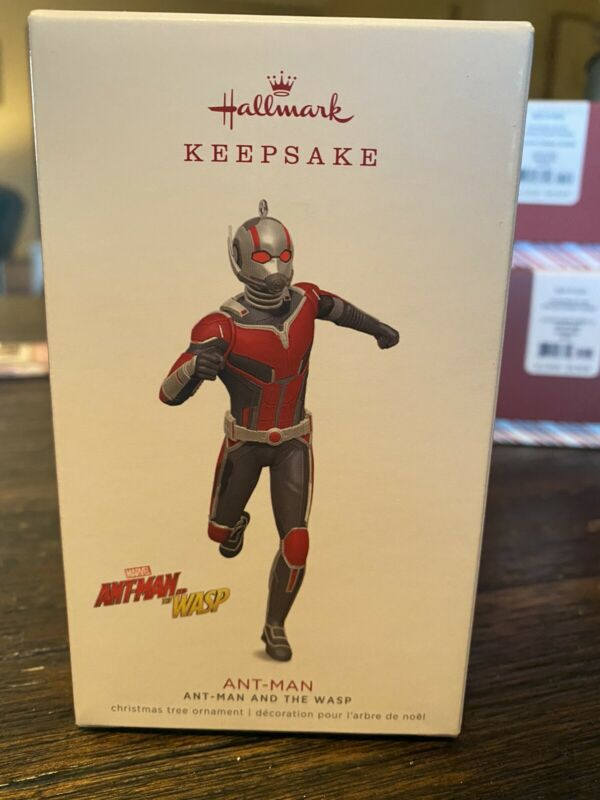 Hallmark 2018 Ant-Man Ornament Marvel Ant-Man and the Wasp