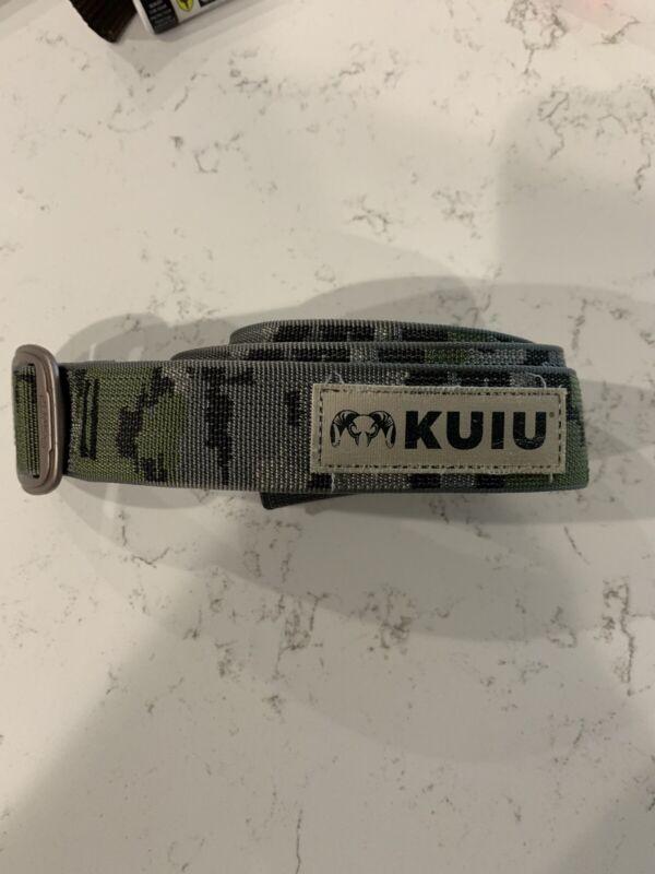 Kuiu Climbing Belt - Large (Discontinued Version- Verde 2.0)