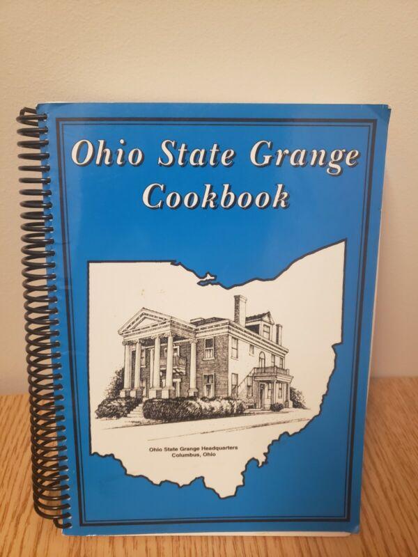 COLUMBUS OH 1987 OHIO STATE GRANGE COOK BOOK