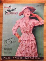 Modehefte 50er Jahre, Praktikus-Susann, 3 Hefte mit Versand Bayern - Waldbüttelbrunn Vorschau
