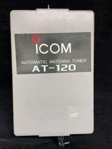Icom AT-120  automatic antenna tuner ssb single side band