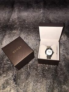 Authentic Gucci watch with papers