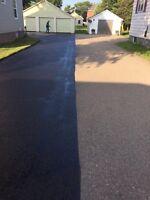 Asphalt Driveway and Parking Lot Sealing