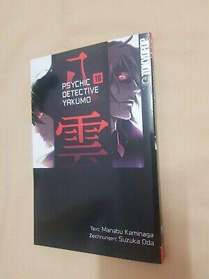 Psychic Detective Yakumo Manga Band 10