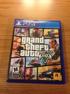GTA 5 Brand New Unplayed