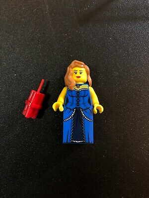 LEGO MOVIE Minifigure ROOTBEER BELLE From Set 70812 Rare