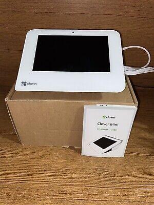 Clover Mini Wifi Credit Card Pos Terminal C301 Ipayment Paysafe