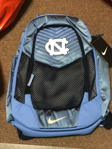 NIKE VAPOR POWER North Carolina tar Heels UNC Laptop Backpack Bookbag BA5285 448